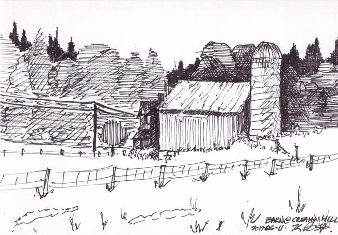 Barn at Creamy Hill
