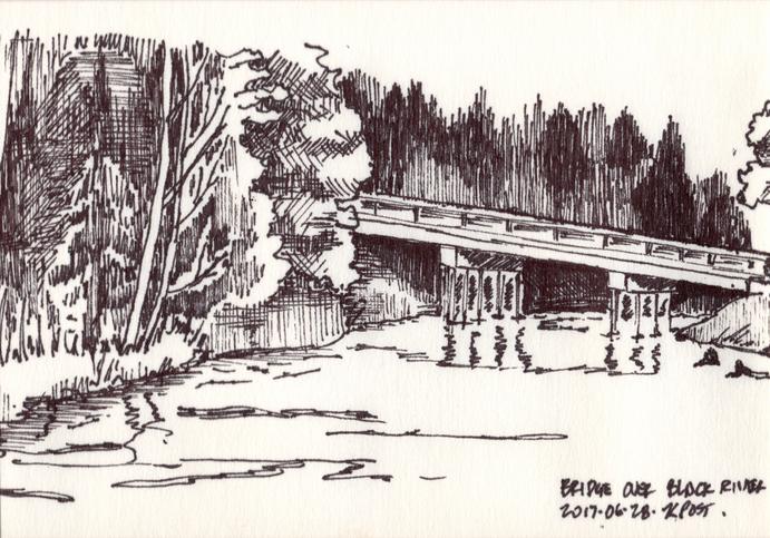 Bridge Over Black River