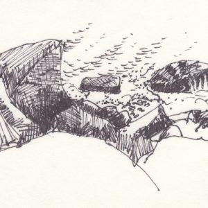 Rocks Near Wiarton