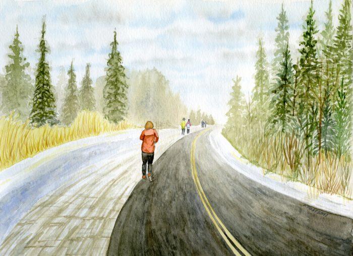 Winter's Run on Bayshore